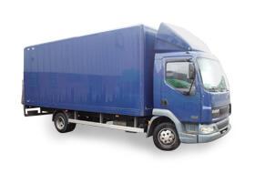 Courier Kent Truck